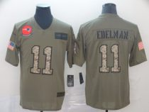 Men's Football Club Team Player Jersey - Salute to Service 464