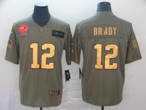 Men's Football Club Team Player Jersey - Salute to Service 462