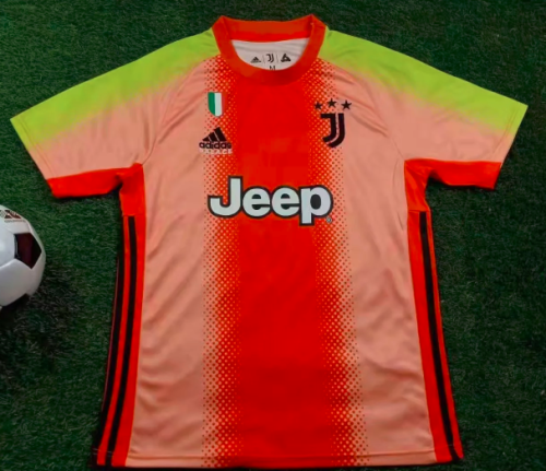 Thai Version Juventus 19/20 Soccer Jersey - 002