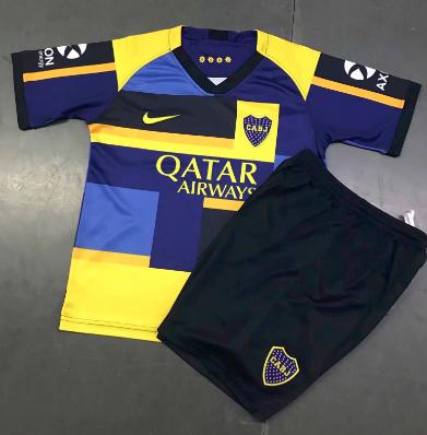 Boca Juniors 19/20 Special Edition Soccer Jersey and Short Kit