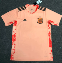 Thai Version Spain 2020 Training Soccer Jersey