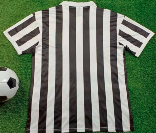 Thai Version Juventus 1984 Retro Soccer Jersey