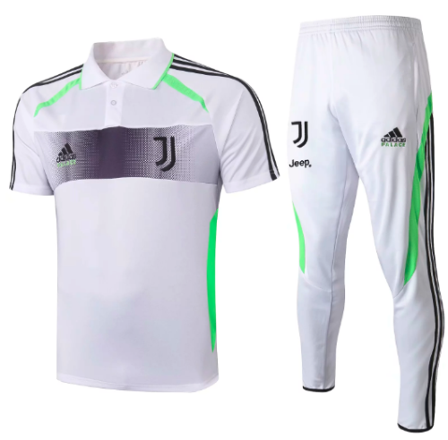 Juventus 19/20 Polo and Pants - #C386