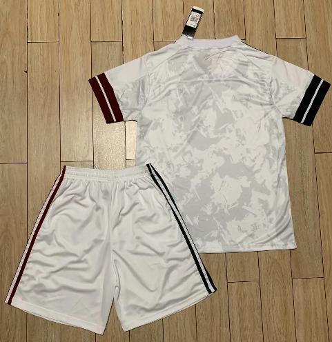 Mexico 2020 Away Soccer Jersey and Short Kit