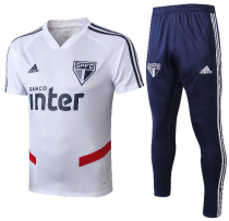 Sao Paulo 19/20 Training Jersey and Pants - #D345