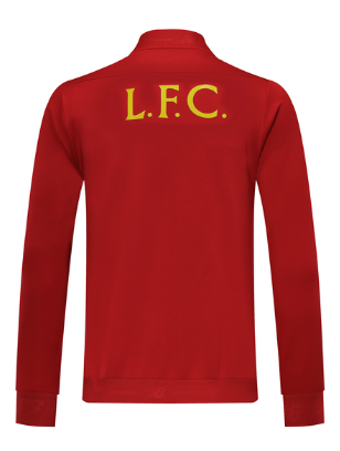 Liverpool 19/20 Europe Champion Jacket - Red