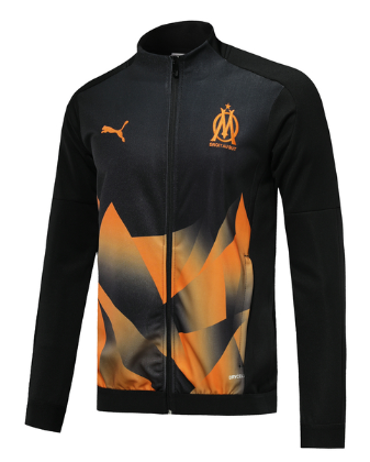 Olympique Marseille 19/20 Training Jacket - 001