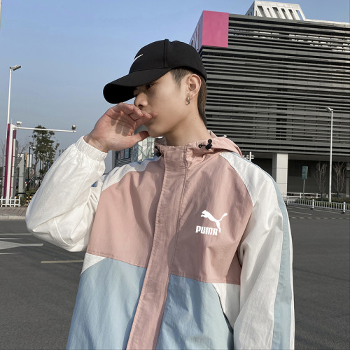 Sports Brand Wind Breaker 2020 Spring WP-8088