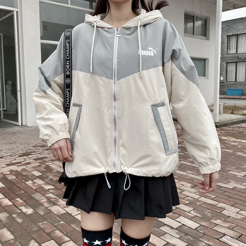 Women's Sports Brand Wind Breaker 2020 Spring