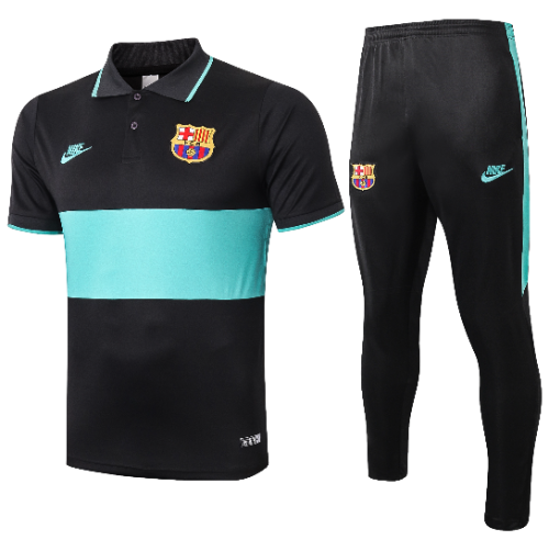 Barcelona 19/20 Polo and Pants - #C394