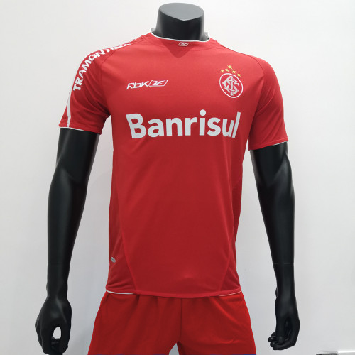 Internacional 2006 Home Retro Soccer Jerseys