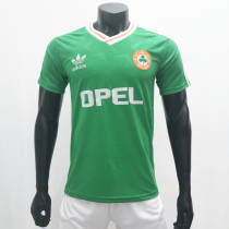 Ireland 1990/1992 Home Retro Soccer Jerseys