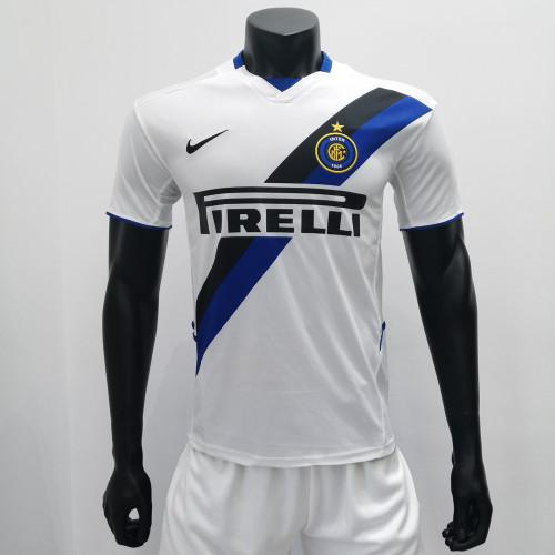 Inter Milan 2002/2003 Away Retro Soccer Jerseys