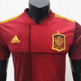 Thai Version Spain Euro 2020 Home Jersey by shootjerseys