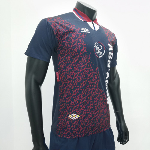 Ajax 1994/1995 Away Retro Soccer Jerseys
