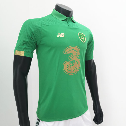Thai Version Ireland 2020 Home Soccer Jersey