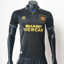 Manchester United 1993/1995 Away Retro Soccer Jerseys