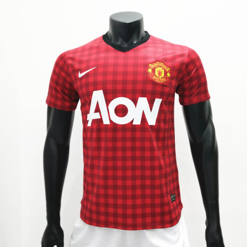 Manchester United 2012/2013 Home Retro Soccer Jerseys