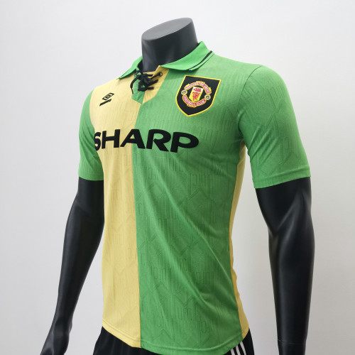 Manchester United 1992/1994 Third Retro Soccer Jerseys