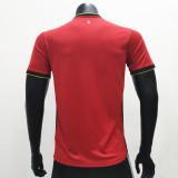 Thai Version Belgium Euro 2020 Home Jersey by shootjerseys