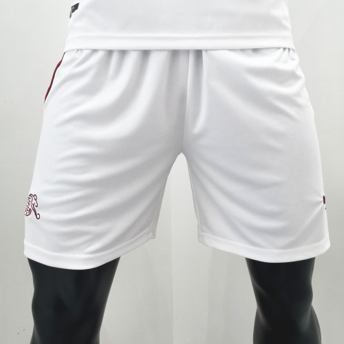 Thai Version Switzerland 2020 Away Soccer Shorts