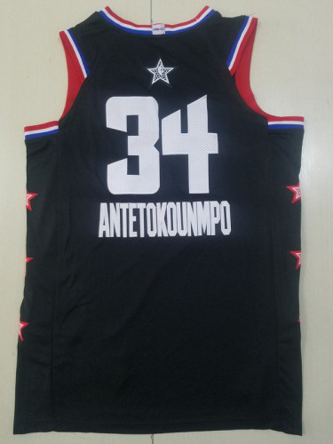 Giannis Antetokounmpo 2019 All Star Basketball Jersey