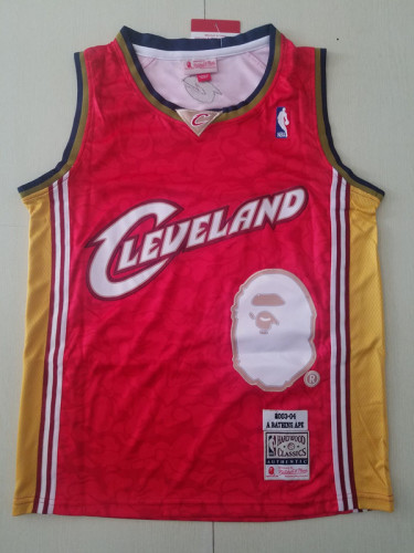 Cleveland Cavaliers Men's No.93 Fashion Edition Basketball Jersey