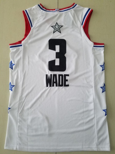 Dwyane Wade 2019 All Star Basketball Jersey
