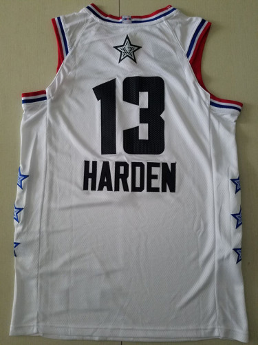 James Harden 2019 All Star Basketball Jersey