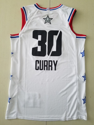 Stephen Curry 2019 All Star Basketball Jersey
