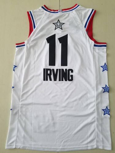 Kyrie Irving 2019 All Star Basketball Jersey