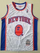 New York Knicks No.93 Fashion Edition Basketball Jersey