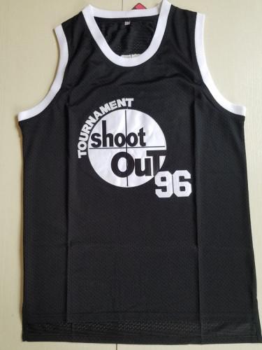 Tupac Shakur Birdie 96 Tournament Shoot Out Birdmen Basketball Jersey