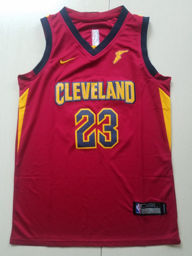 Youth Cleveland Cavaliers LeBron James 23 Basketball Club Player Jersey