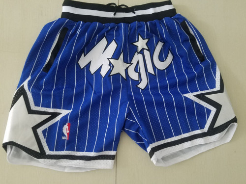 Orlando Magic Throwback Classics Basketball Team Shorts