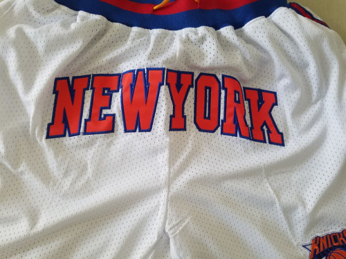 New York Knicks The 1994 Finals Basketball Team Shorts