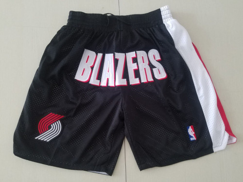 Portland Trail Blazers J*D Basketball Team Shorts