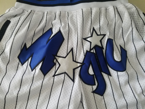 Orlando Magic 1992-93 Throwback Classics Basketball Team Shorts