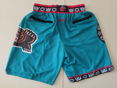 Vancouver 1995-96 Throwback Classics Basketball Club Shorts