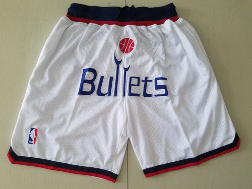 Washington Wizards J*D Basketball Team Shorts