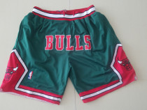 Chicago Bulls  2008-09 Throwback Classics Basketball Team Shorts