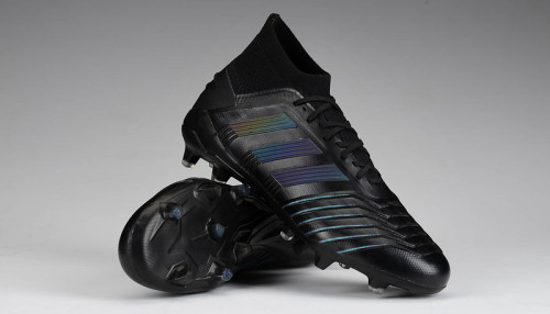 'Dark Script' Predator 19 FG Football Boots
