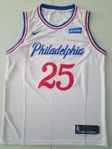 Ben Simmons 25 Basketball Club Player Jerseys