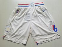 Philadelphia 76ers City Edition Basketball Club Shorts