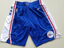 Philadelphia 76ers Basketball Club Shorts