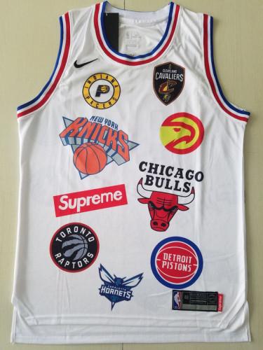 Fashion Edition Basketball Jersey