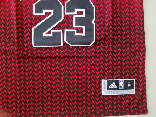 Chicago Bulls Michael Jordan 23 Fashion Edition Basketball Jersey