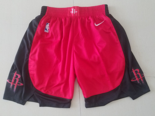 Houston Rockets Houston Red Basketball Club Shorts