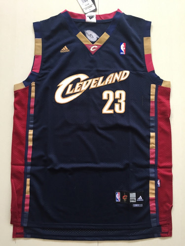 Cleveland Cavaliers LeBron James 23 Black Classics Basketball Jerseys