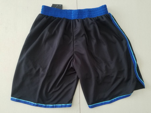 Dallas Mavericks Black Basketball Club Shorts